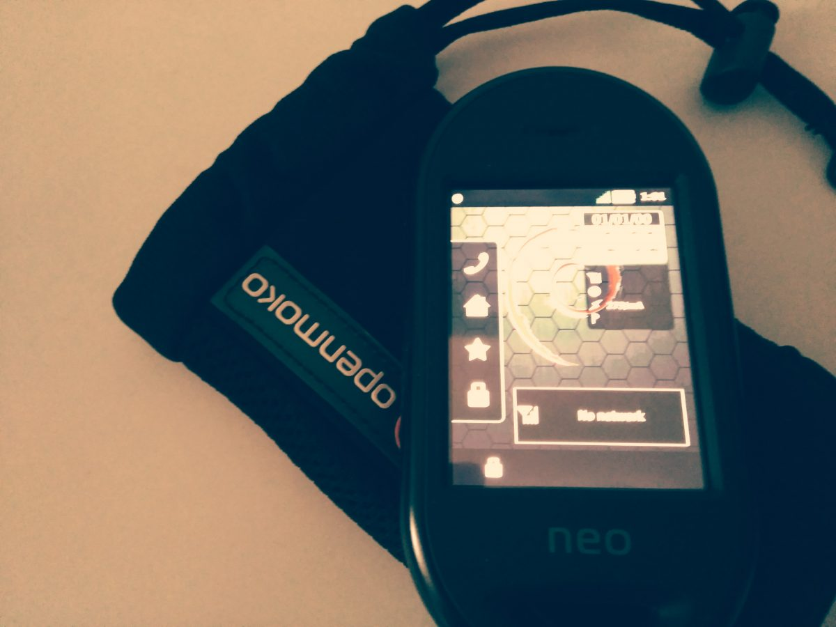 Openmoko with latest QtMoko