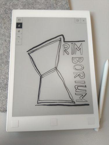 I drew something